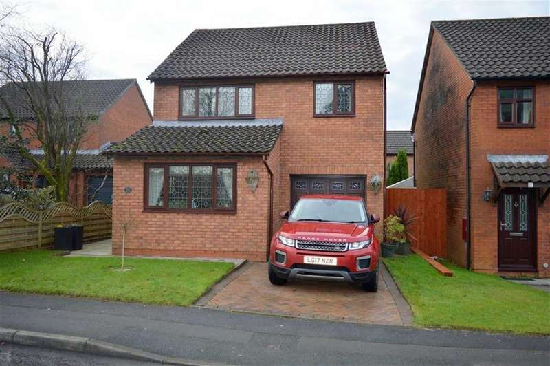 4 Bedrooms Detached House for sale in Ffordd Beck, Gowerton, Swansea