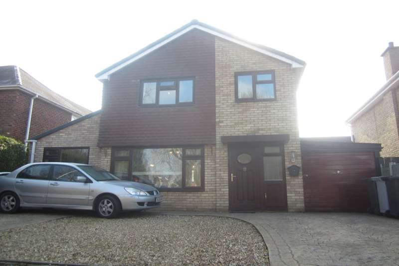 3 Bedrooms Detached House for sale in Bowness Road, Wistaston, Crewe, CW2
