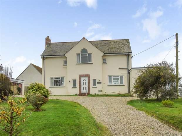 5 Bedrooms Detached House for sale in Probus, Truro, Truro, Cornwall