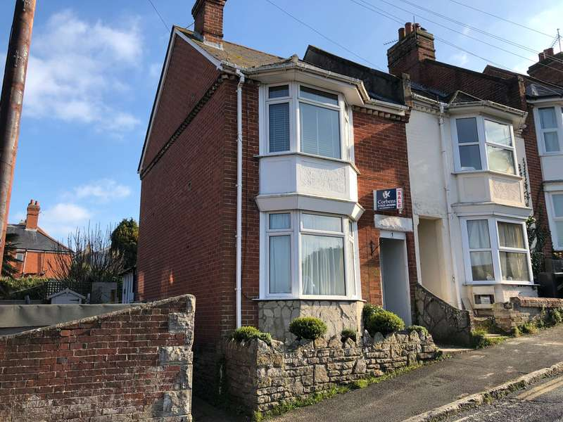 2 Bedrooms End Of Terrace House for sale in GORDON ROAD, SWANAGE