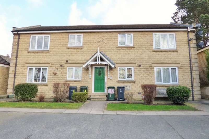 1 Bedroom Flat for sale in Nialls Court, Thackley, Bradford, BD10