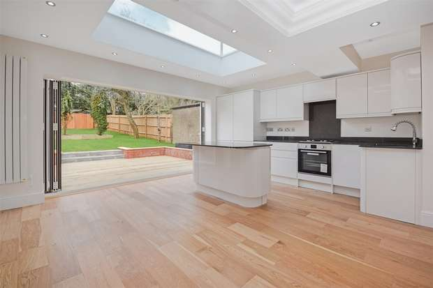 3 Bedrooms Semi Detached House for sale in Arnside Gardens, Wembley, Middlesex