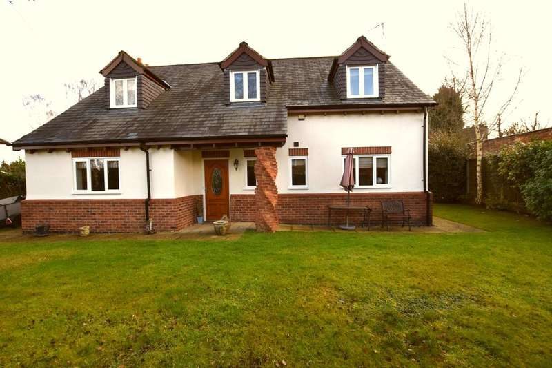 4 Bedrooms Detached House for sale in Birstall Road, Birstall, Leicester, LE4