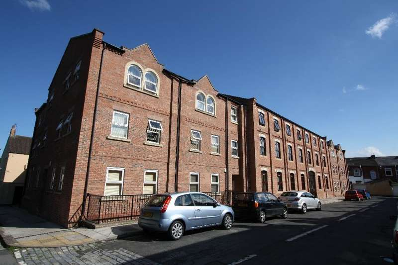 2 Bedrooms Apartment Flat for sale in Heritage Court Stephenson Street, Darlington