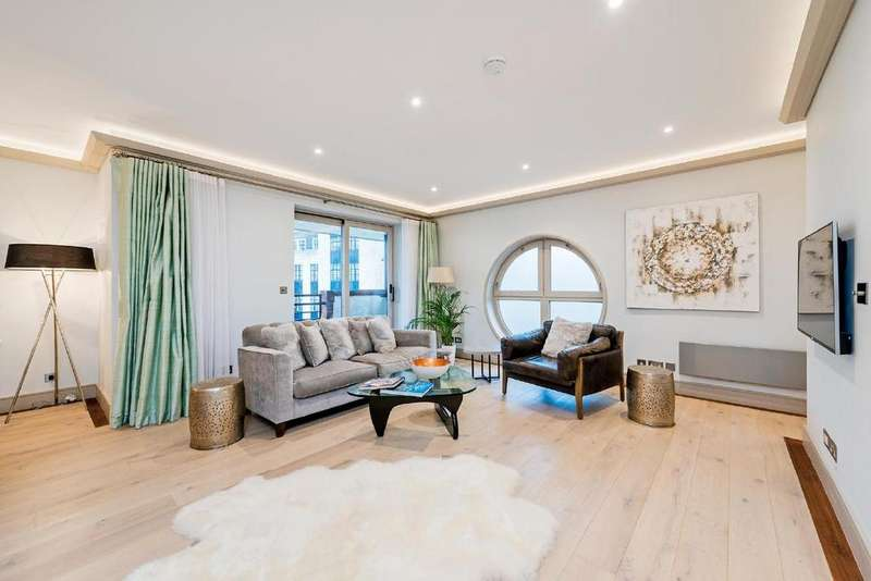 3 Bedrooms Flat for sale in Gloucester Terrace, Bayswater