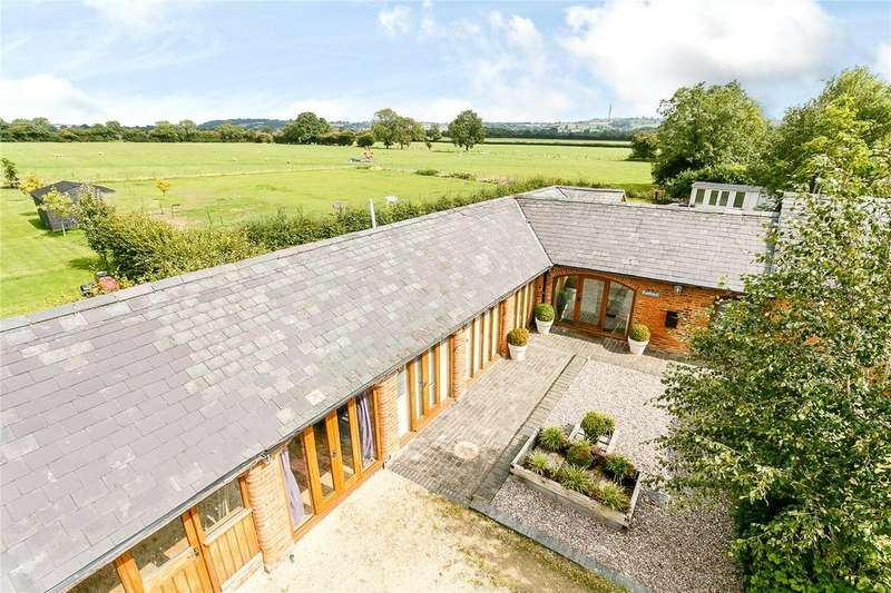 2 Bedrooms Barn Conversion Character Property for sale in Fields Farm, Priors Hardwick Road, Upper Boddington, Northamptonshire