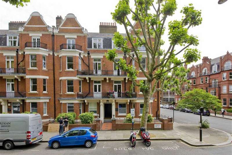 2 Bedrooms Apartment Flat for sale in Leith Mansions, London, London, W9