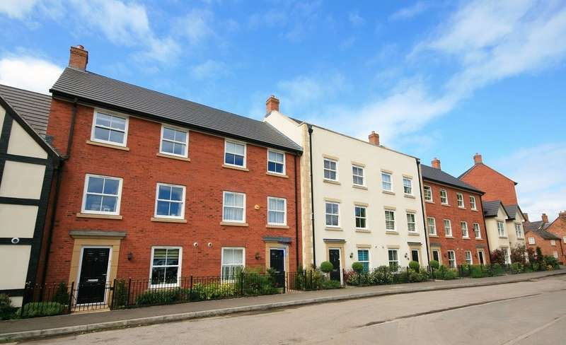 4 Bedrooms Terraced House for rent in St Annes Lane, Nantwich CW5
