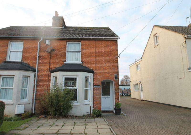 3 Bedrooms Semi Detached House for sale in Hawkinge, Folkestone