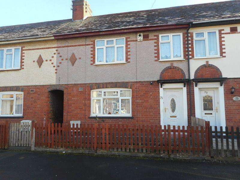 3 Bedrooms Terraced House for sale in Winfield Road, Nuneaton