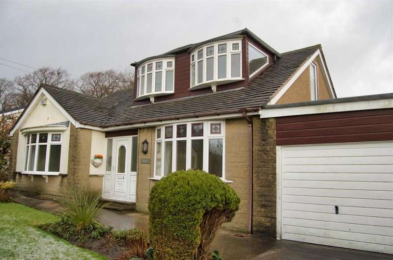 3 Bedrooms Detached Bungalow for sale in Hoarstones Avenue, Fence, Burnley
