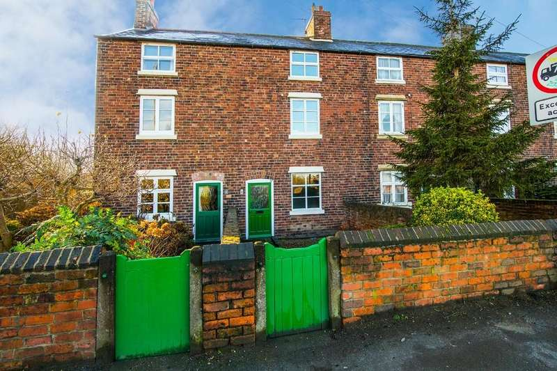 3 Bedrooms Terraced House for sale in Twelve Houses, Stanton-by-dale
