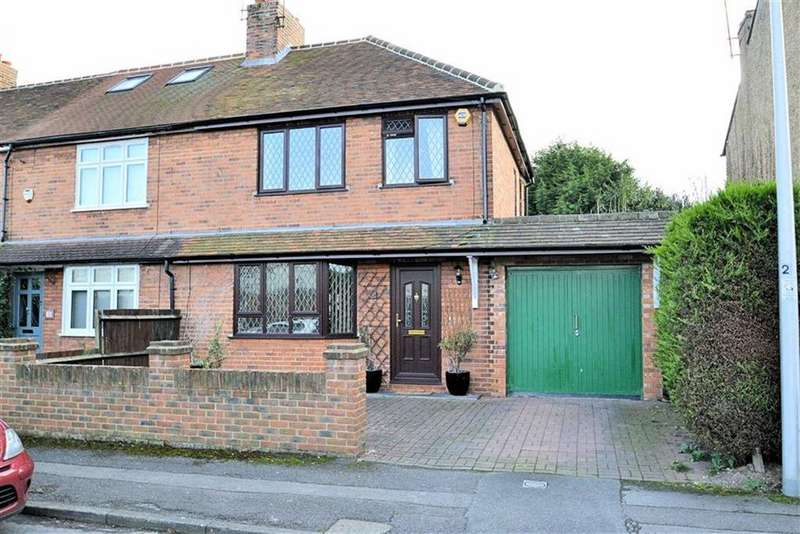 2 Bedrooms End Of Terrace House for sale in Marsack Street, Caversham, Reading