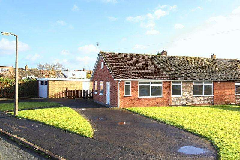 3 Bedrooms Semi Detached Bungalow for sale in COVEN, Broad Acres