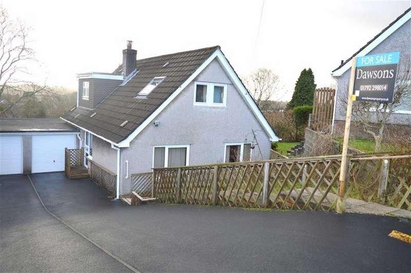 4 Bedrooms Detached House for sale in Keats Grove, Killay, Swansea