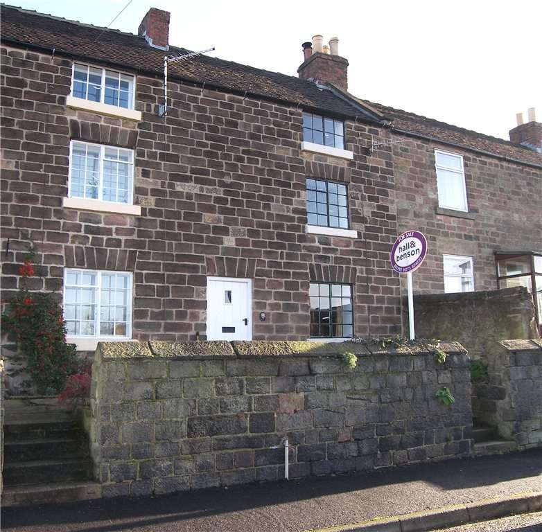 2 Bedrooms Terraced House for sale in Penn Street, Belper, Derbyshire, DE56