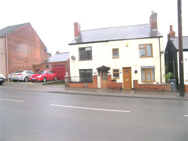 2 Bedrooms End Of Terrace House for rent in Somercotes Hill, Somercotes, Alfreton, Derbyshire, DE55