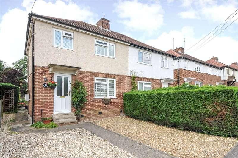 3 Bedrooms Semi Detached House for sale in Wokingham Road, Bracknell, Berkshire, RG42