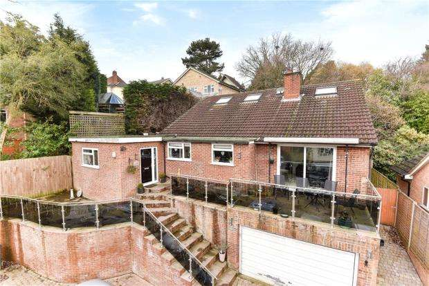 5 Bedrooms Detached House for sale in College Lane, Woking, Surrey