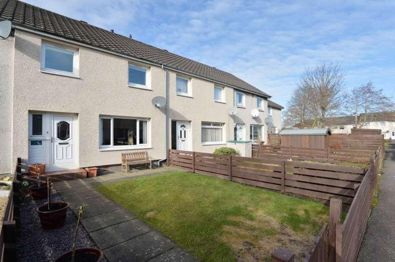 3 Bedrooms Terraced House for sale in Mansefield, East Calder, West Lothian, EH53 0JQ