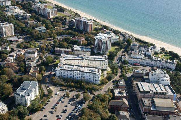 2 Bedrooms Flat for sale in 30 Hinton Road, Bournemouth, BH1