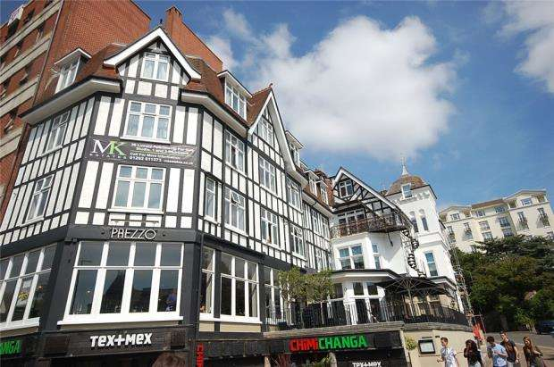 1 Bedroom Flat for sale in Bournemouth, Dorset, BH1