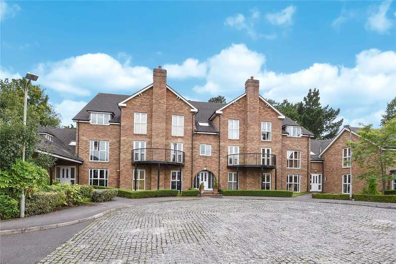 2 Bedrooms Apartment Flat for sale in Drey House, Squirrel Walk, Wokingham, Berkshire, RG41