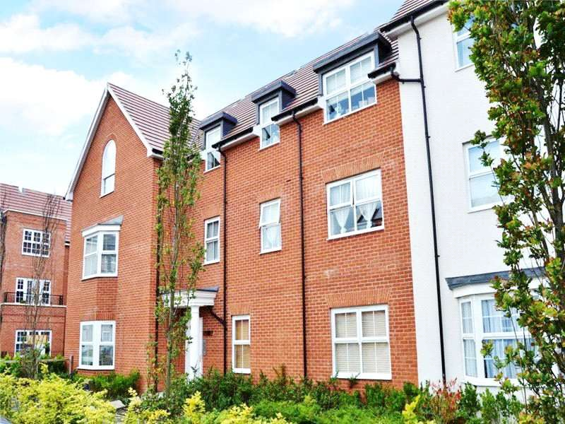 2 Bedrooms Apartment Flat for sale in Whitton House, Ashville Way, Wokingham, Berkshire, RG41