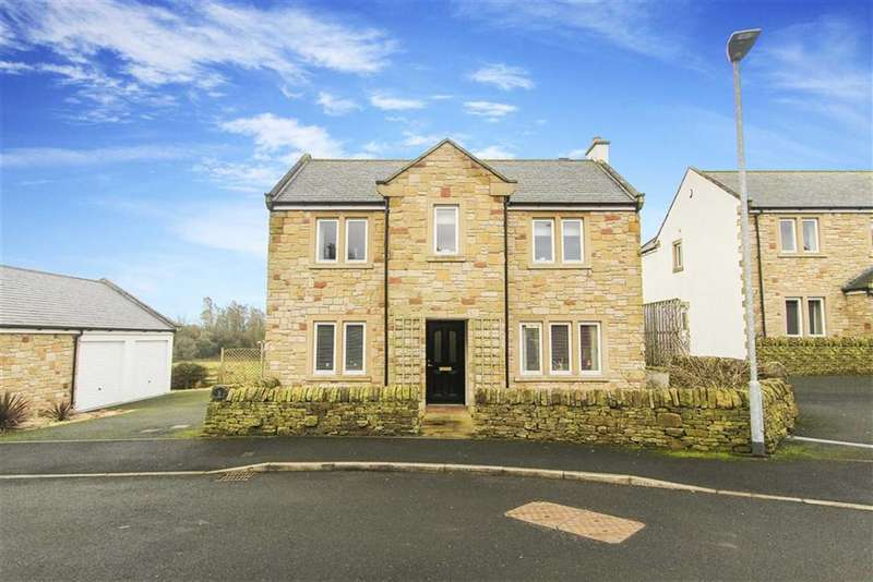 4 Bedrooms Detached House for sale in Tweed Meadows, Cornhill On Tweed, Northumberland