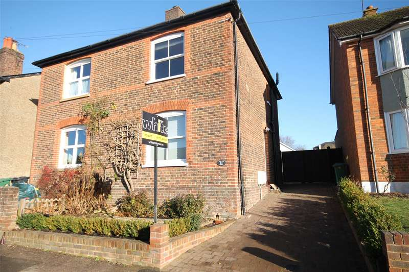 3 Bedrooms Semi Detached House for rent in Priory Road, Reigate, Surrey, RH2