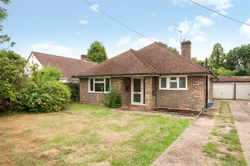 2 Bedrooms Detached Bungalow for sale in Highland Road, Beare Green, Dorking, Surrey, RH5