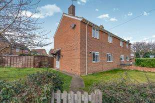 3 Bedrooms Semi Detached House for sale in Swingate Avenue, Cliffe, Rochester, Kent