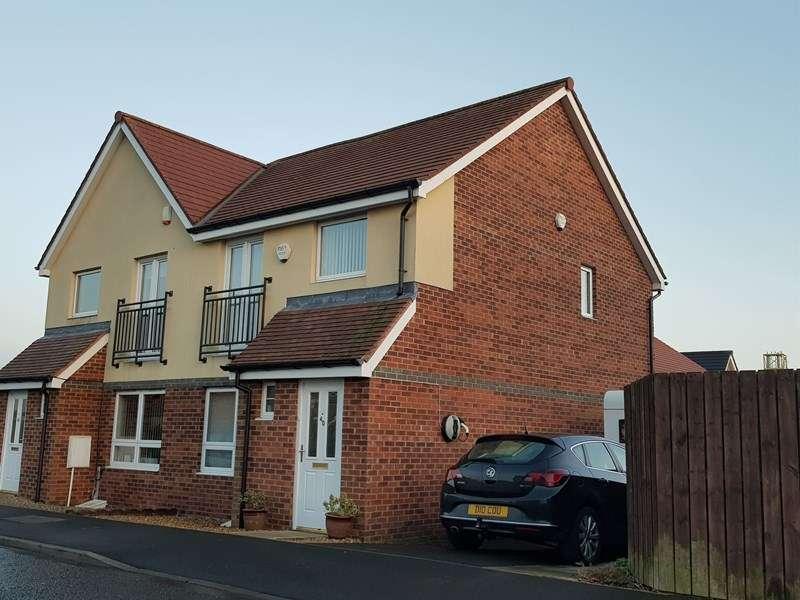 3 Bedrooms Property for sale in Hindmarsh Drive, Ashington, Northumberland, NE63 9FA