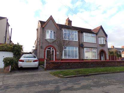 4 Bedrooms Semi Detached House for sale in Lynmouth Road, Liverpool, Merseyside, L17