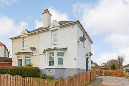 2 Bedrooms Semi Detached House for sale in Trinley Road, Knightswood