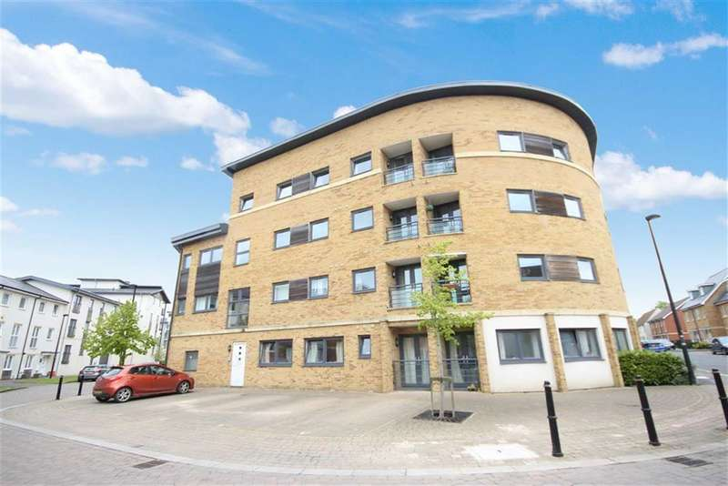 2 Bedrooms Apartment Flat for sale in Juniper House, Pasteur Drive, Old Town, Swindon