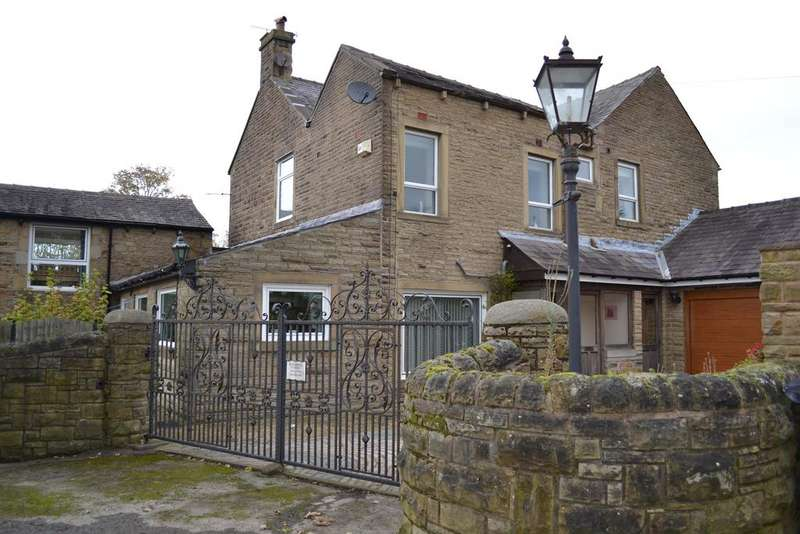 4 Bedrooms Detached House for sale in Bott House Lane, Colne BB8