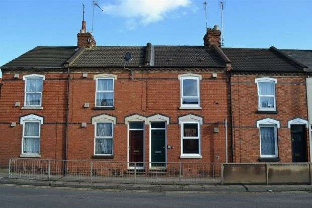 2 Bedrooms Terraced House for sale in Victoria Gardens, Town Centre, Northampton NN1 1HJ
