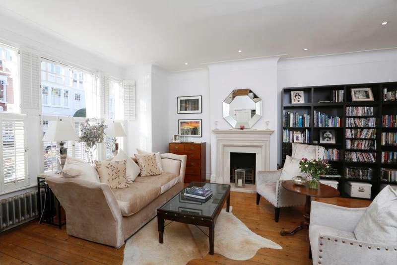 4 Bedrooms Terraced House for sale in Drakefield Road, London SW17