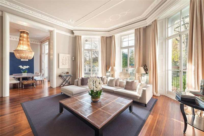 4 Bedrooms Flat for sale in Boltons Place, London