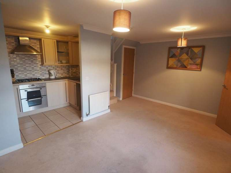 2 Bedrooms Terraced House for sale in Millias Close, Brough, HU15 1GP