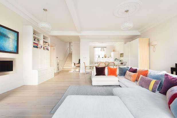 3 Bedrooms Flat for sale in Cleveland Square, London, W2