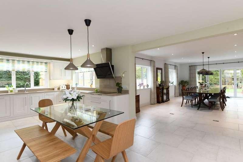 5 Bedrooms Detached Bungalow for sale in Little Bealings, Nr Woodbridge