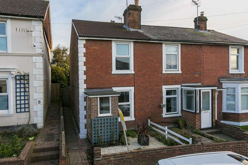 2 Bedrooms End Of Terrace House for sale in Western Road, Tunbridge Wells