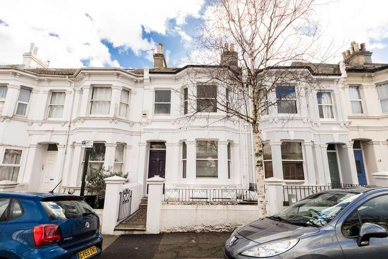 4 Bedrooms House for sale in Upper Hamilton Road, Brighton, BN1