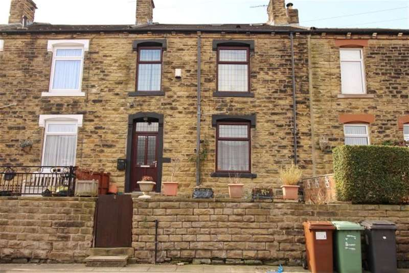 2 Bedrooms Terraced House for sale in Oak Street, Off Labernum Street, LS28