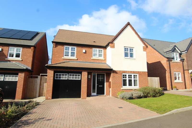4 Bedrooms Detached House for sale in Old Marl Close, Four Oaks, Sutton Coldfield, B75 5NF