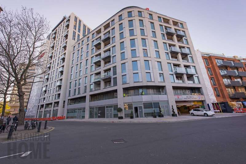 2 Bedrooms Apartment Flat for sale in Clarence House, Sovereign Court, Hammersmith, London, W6