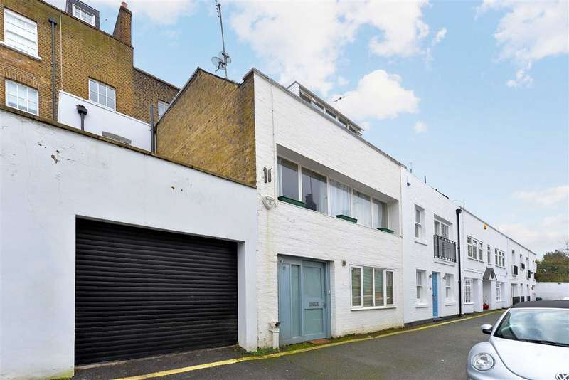 2 Bedrooms House for sale in Ryders Terrace, London, NW8