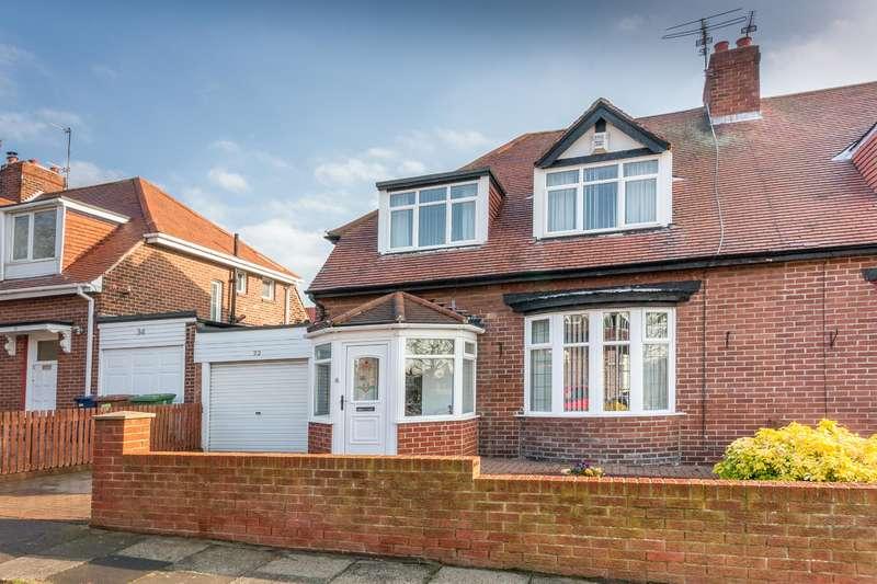 3 Bedrooms Semi Detached House for sale in East Grange, Sunderland, SR5 1NX